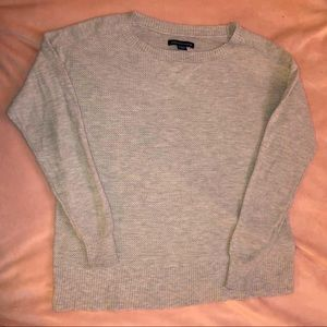 American Eagle Outfitters long sleeve knit shirt